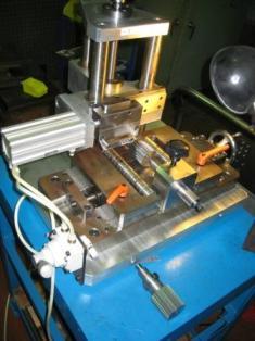転写式刻印機