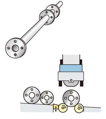 フランジ刻印機自動化_01